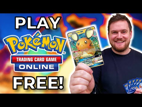 How to play pokemon tcg online for free
