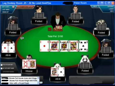 Online poker is rigged - an investigative report proving online poker is rigged.