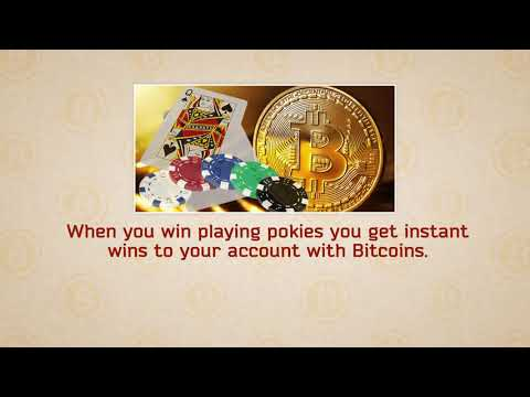 How to play pokies for real money with bitcoin