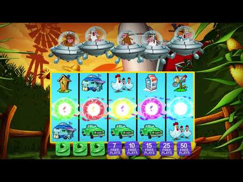 The wins are bigger than ever w/ invaders! planet moolah   gold fish casino slots