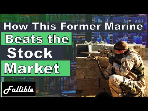 How this former marine became a macro expert | military intelligence applied in trading
