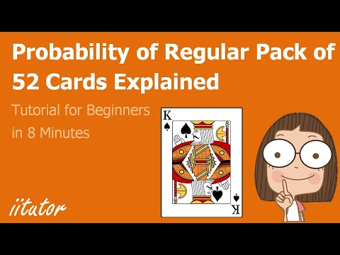 √ probability of regular pack of 52 cards - fundamentals of probability - mathematics
