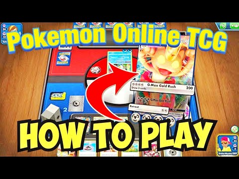 How to play pokemon online tcg - beginners guide