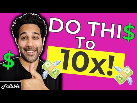 How to grow a small trading account fast 🚀 6 simple steps for beginners in a stock market crash