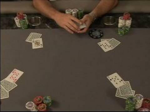 Basic rules for poker games : how to play 7 card stud poker