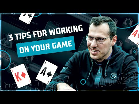 3 tips for you to improve your game #poker #pokerschool #pokertheory