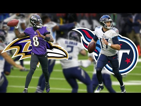 2021 nfl playoff | baltimore ravens vs. tennessee titans predictions & picks | wild card weekend