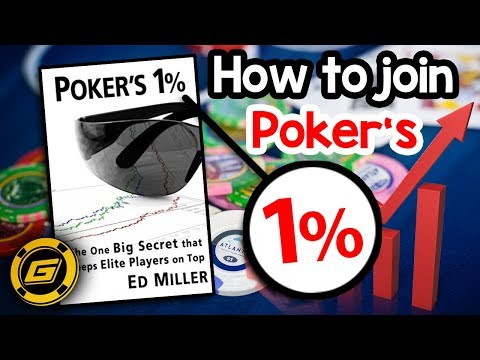 How to join poker's 1% in less than 5 hours