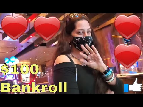 Pt. 7 - how long can $100 bankroll last w/ chumba queen? wheel of fortune, dragon link, game thrones