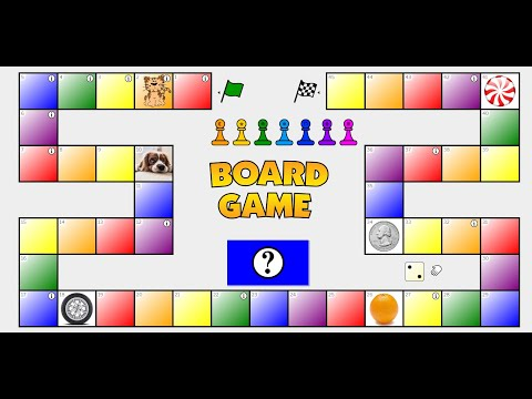 How to create your own online board game