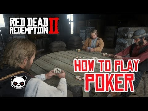 Red dead redemption 2 how to unlock poker