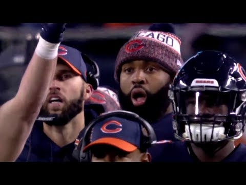 Eagles vs. bears crazy final minutes   2018 nfc wild card game