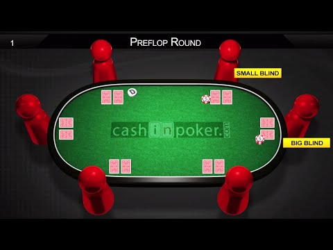 How to play poker - learn poker rules: texas hold em rules