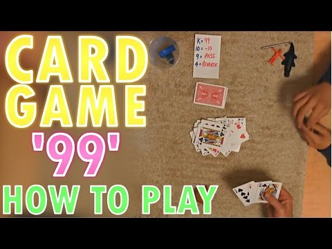 Card game '99' (how to play)