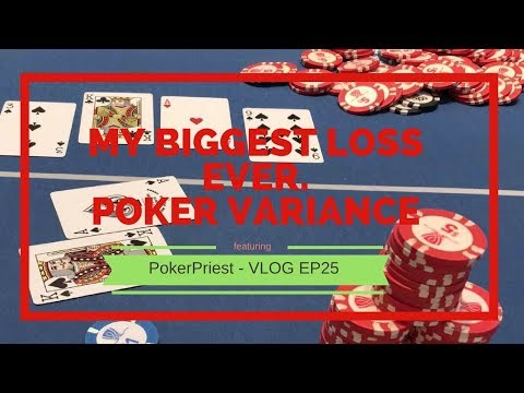 My biggest poker loss ever. most unbelievable coolers in 1 session.