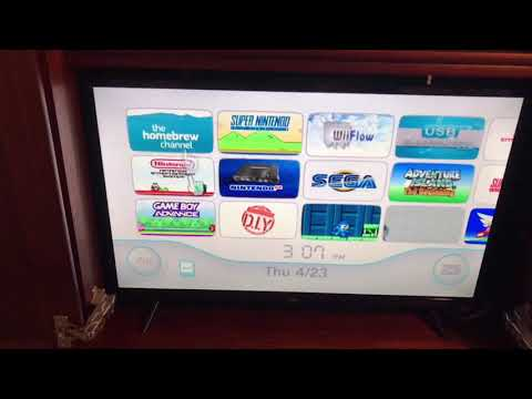 How to play wii games from your sd card!