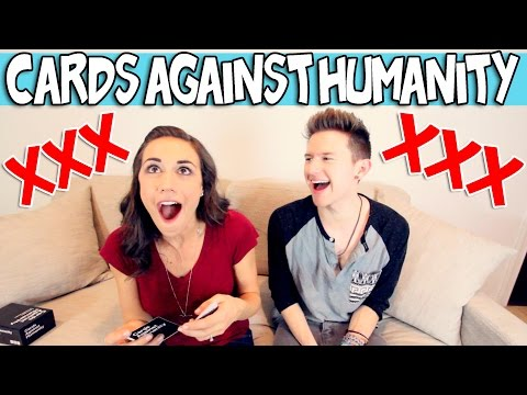 Cards against humanity w/ colleen ballinger