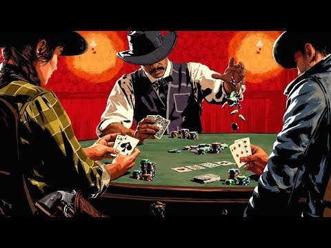 Playing poker in red dead online (red dead redemption 2)