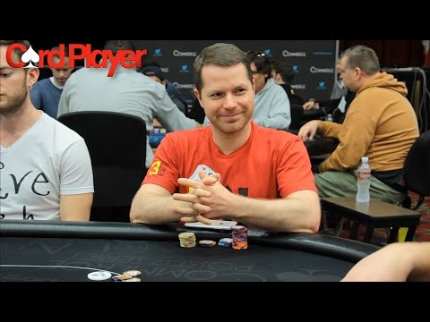 Jonathan little talks freezeout vs. re-entry at l.a. poker classic