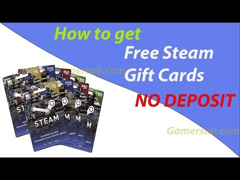 Free steam trading cards   how to get free steam gift cards in 2020