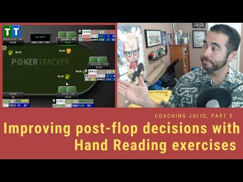 Poker hand reading to improve post-flop play | part 5/5