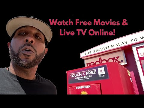 Best websites for watching movies and tv shows - red box live tv 100% free