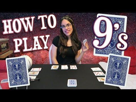 How to play 9's