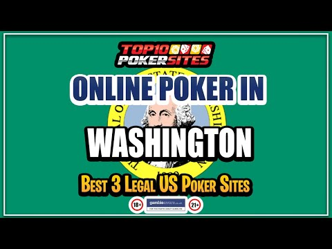 Washington online poker sites and the best mobile poker apps