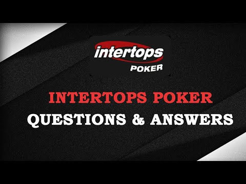 Intertops poker questions and answers