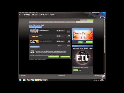 How to buy and install games on steam