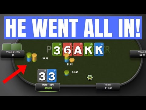 How to play against aggressive poker players