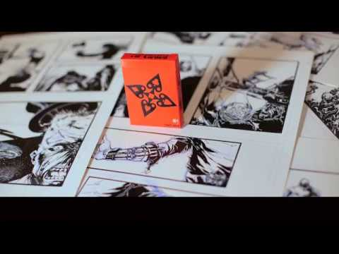 Mmd #1 comic playing cards poker size deck uspcc