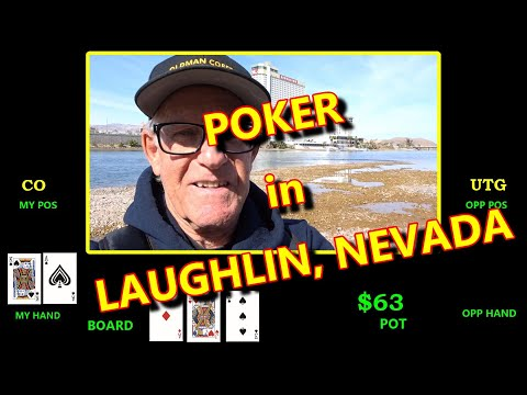 Omc vlog - poker in laughlin, nv. - dry camp at the riverside casino parking lot and playing poker.