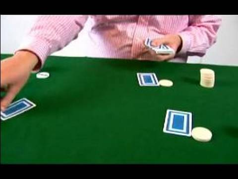 How to play omaha poker : deal cards for omaha poker