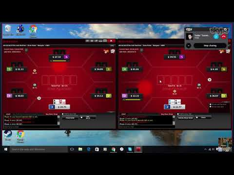 Bovada/ignition poker nl25 zone live play poker coaching part i