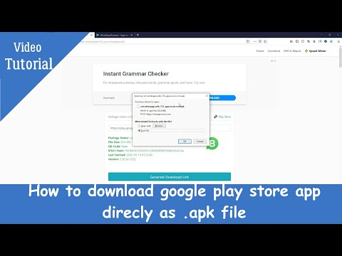 How to download google play store apps directly to sd card 2020 *tricks*