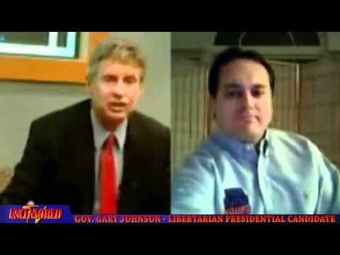 Should online poker be legal? - gary johnson university of california town hall q&a 11-17