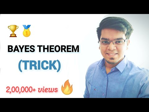 Bayes theorem trick (solve in less than 30 sec )