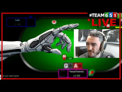 Will bots and rta rule poker? ( twitch live poker )