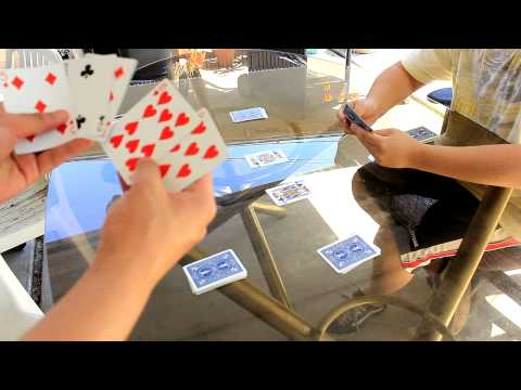 Bored games: how to play speed