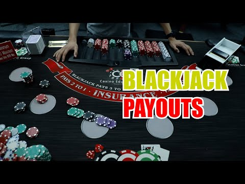 Ceg dealer school raw blackjack - how to pay blackjacks 3 to 2 and 6 to 5 [short version]