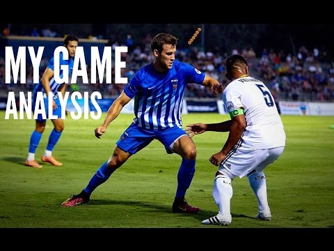 How i got a yellow card | play-off game analysis