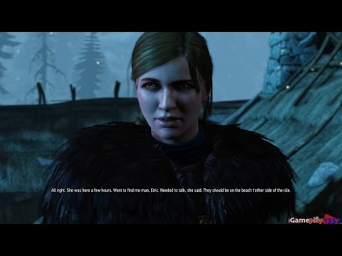 The witcher 3: wild hunt - full game walkthrough / gameplay on playstation 4, part 46