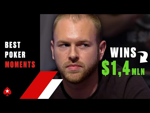 How to win a $1,491,580 final table ♠️ best poker moments ♠️ pokerstars