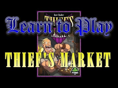 Learn to play: thieves market