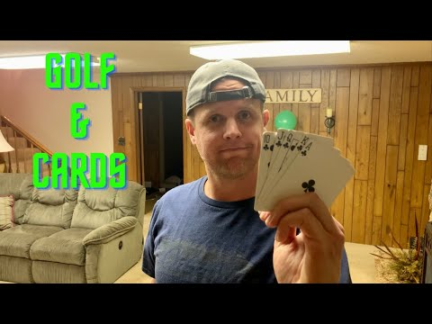 How to play the card game golf