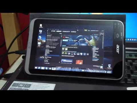 How to install games on micro-sd card (acer iconia w4)