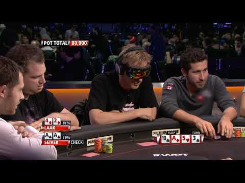 Winning with a bad hand | poker tutorial | partypoker