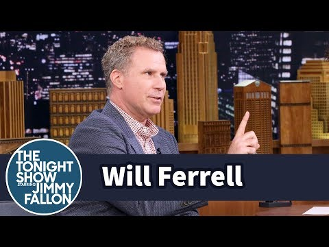 Will ferrell has a great gambling story