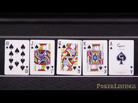 Poker hand rankings quick and easy - what poker hand wins?